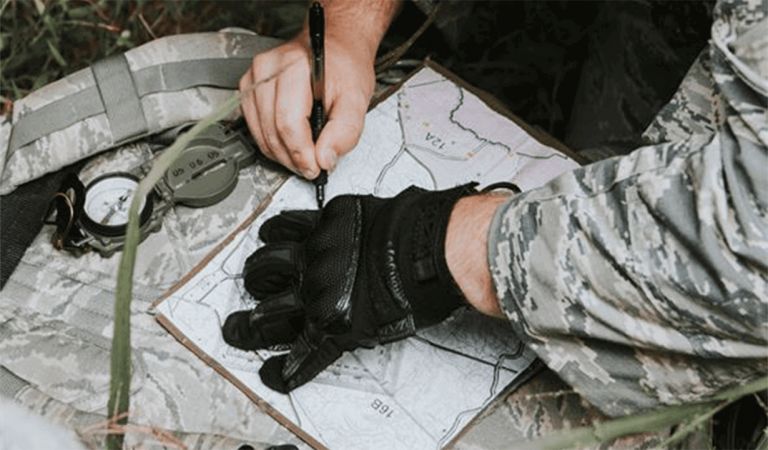 Mechanix tactical gloves
