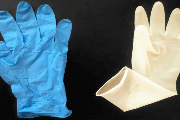 Nitrile vs Latex Gloves: Which Should You Use?